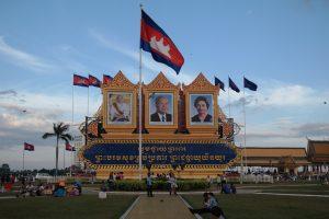 Cambodja Phnom Phen en Siem Reap