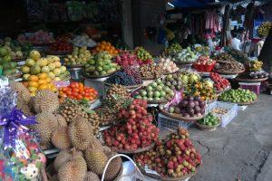 Nha Trang - straatmarkt